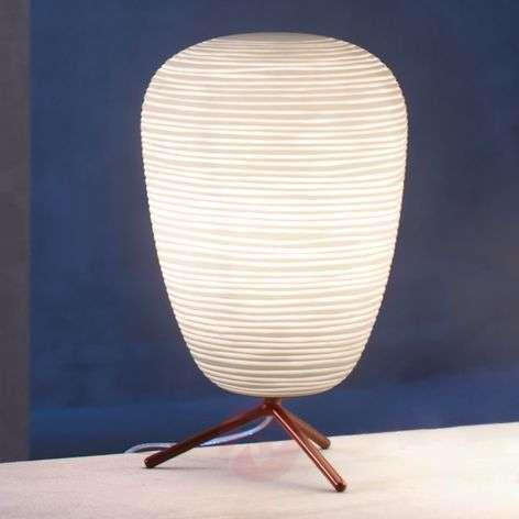 Foscarini Rituals glass table lamp, dimmer