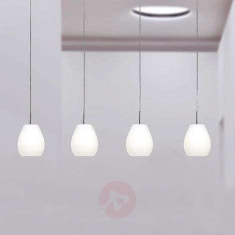 Four-bulb hanging light Bagan