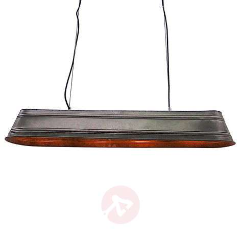 Four-bulb linear hanging light Potions