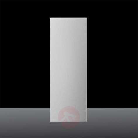 Frameless adhesive door mirror TIM 140 cm