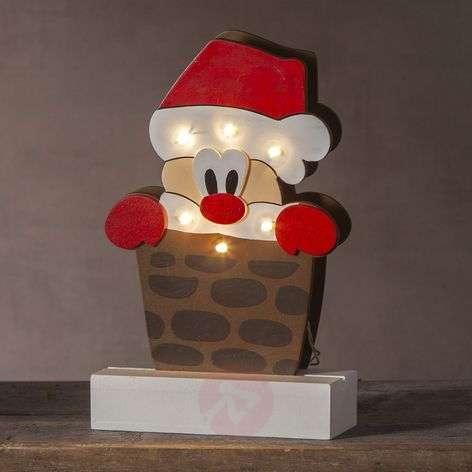 Freddy Santa Claus LED decorative light
