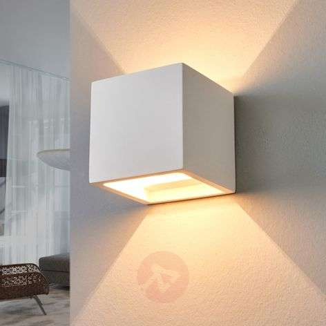 Freja Halogen Wall Light Discreet Plaster-9613001-31