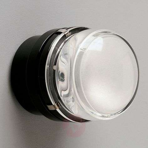 Fresnel - wall light with glass lens - IP44