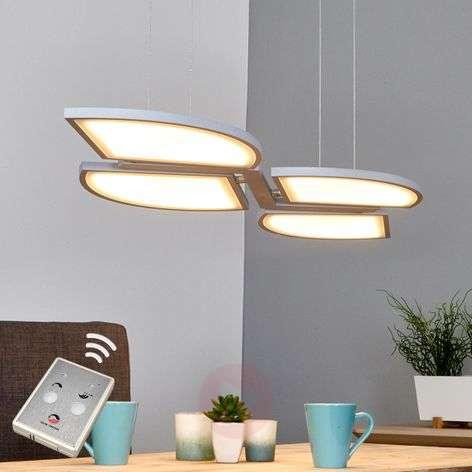 Functional, modern Aurela LED hanging light