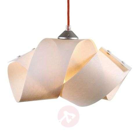 Futuristic pendant light Bohannon