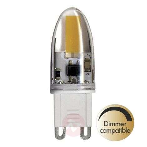 G9 1.6W 828 LED bi-pin bulb