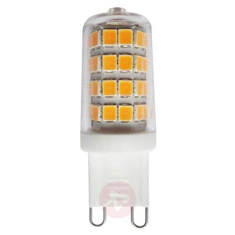 G9 3 W 827 LED bi-pin bulb, clear