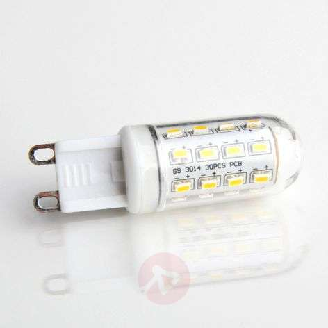 G9 3W 830 LED lamp in tube form clear-9620006-36