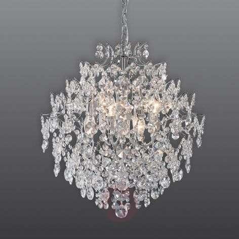 Glamorous hanging light ROSENDAL