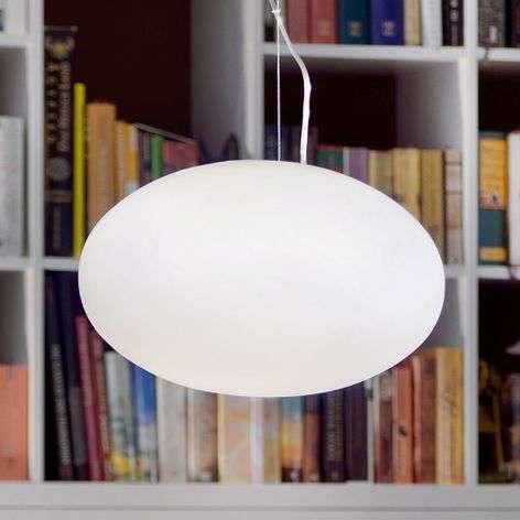 Glass hanging light Vancouver 32 cm diameter