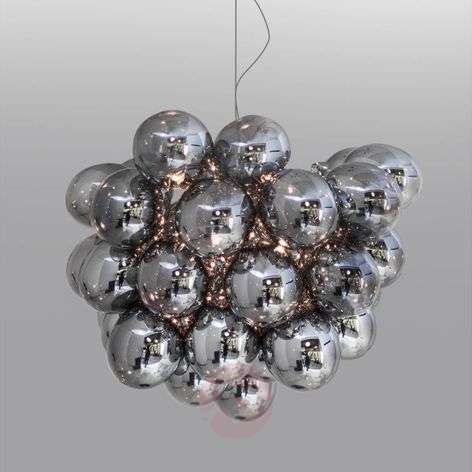 Glass pendant lamp Gross