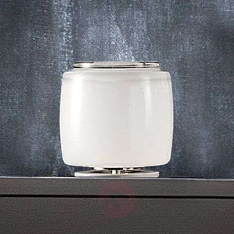 Glass table lamp Bot