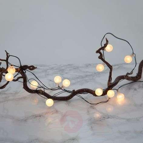 Globe Light - LED string lights, battery-powered