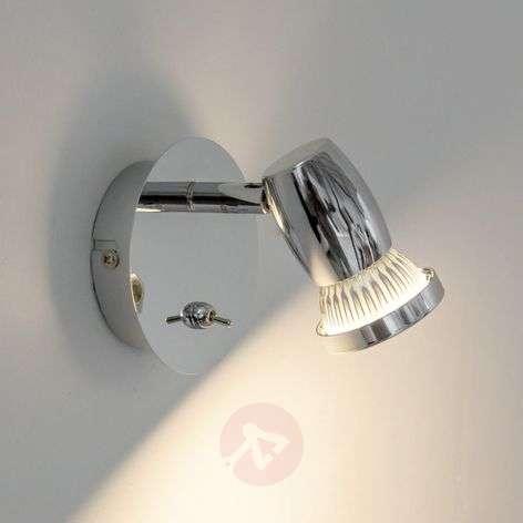 Glossy chrome LED spot Arminius-9950370-31