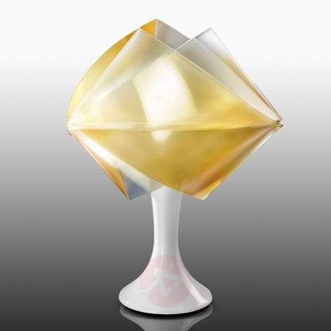 Gold Gemmy Prism table lamp