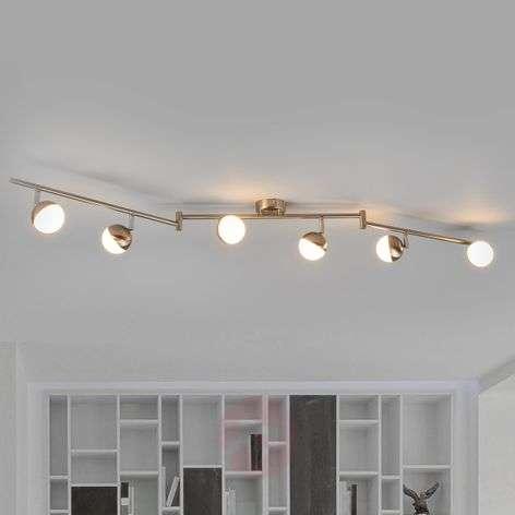 Good lighting with the LED ceiling light Jonne-9987059-32