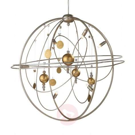 Graceful pendant light Orbit