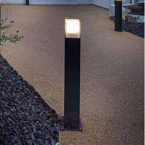 Grafit Smart Pillar Lamp