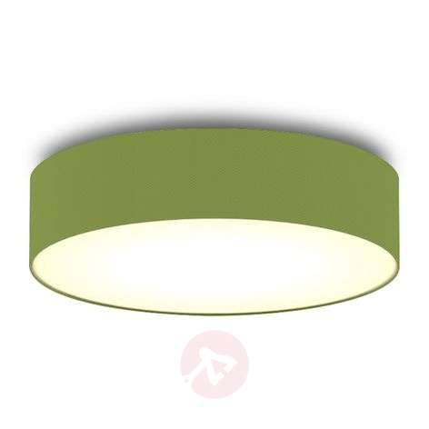 Green fabric ceiling light Ceiling Dream 40 cm-8567103-31