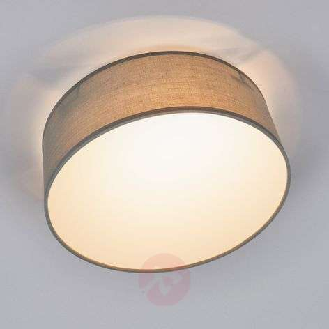 Grey fabric ceiling light Ceiling Dream-8567095X-32