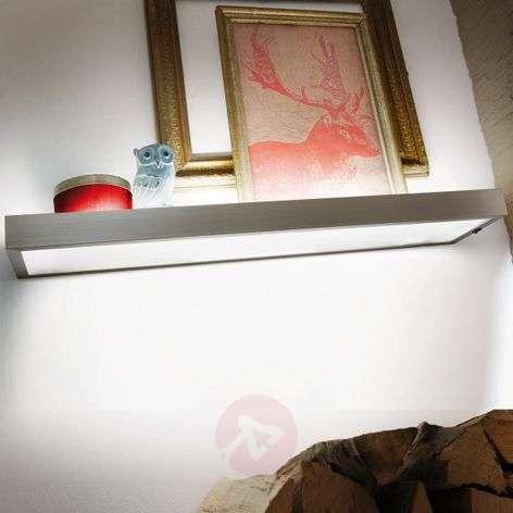 GS 2 LED Decorative glass shelf light, 90cm