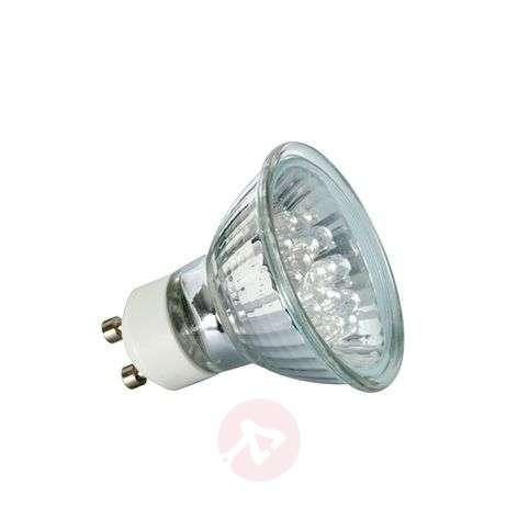 GU10 1W LED reflector bulb