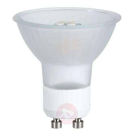 GU10 3, 5W 827 LED reflector MAXIFLOOD soft opal