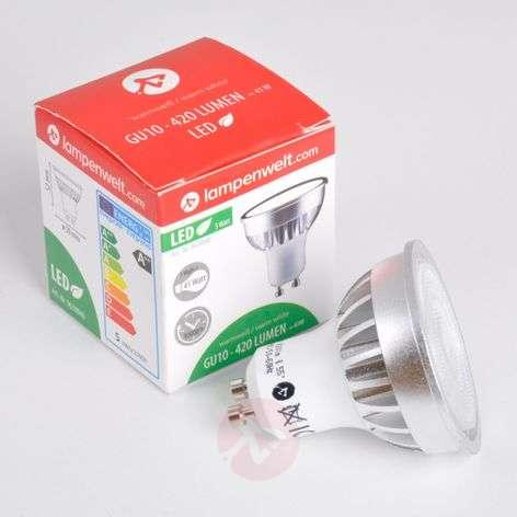 GU10 5 W 830 LED reflector 55°