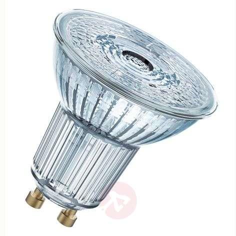 GU10 827 LED reflector bulb Star, set of three