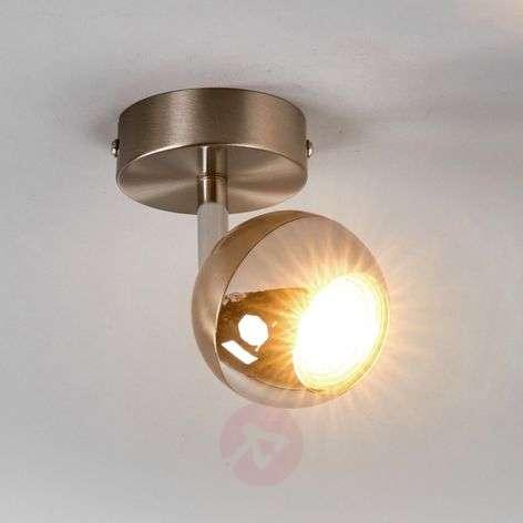 GU10 spotlight Arvin with LED bulb