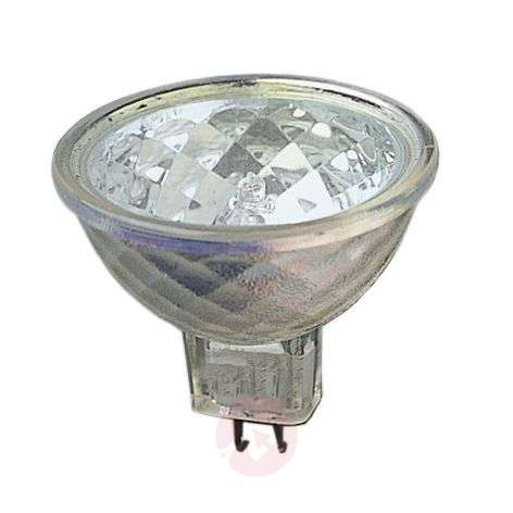 GU4 10 W 12V bulb, reflector MR11, single