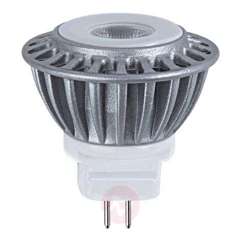 GU4 MR11 4W 827 LED reflector bulb 12V, 25°