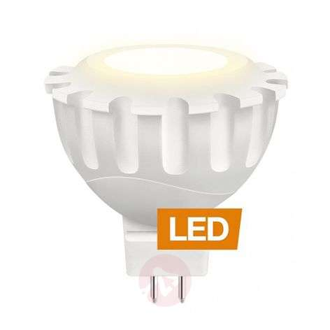 GU5.3 MR16 8 W 827 LED reflector 35 ° not dimmable