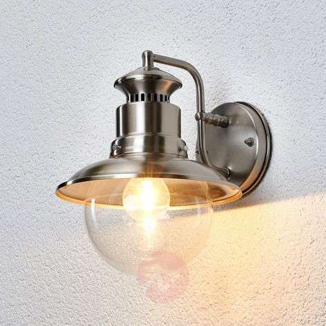 Gwendolyn stainless steel outdoor wall light-9630050-31