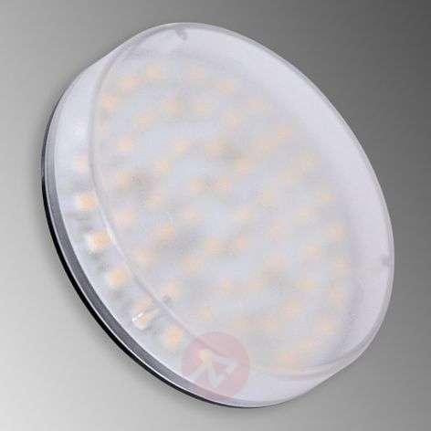 GX53 4.5 W LED bulb, clear or matt