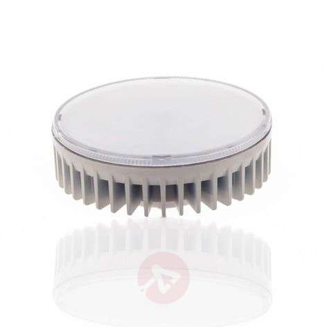 GX53 7W LED lamp with 700lm - cool white