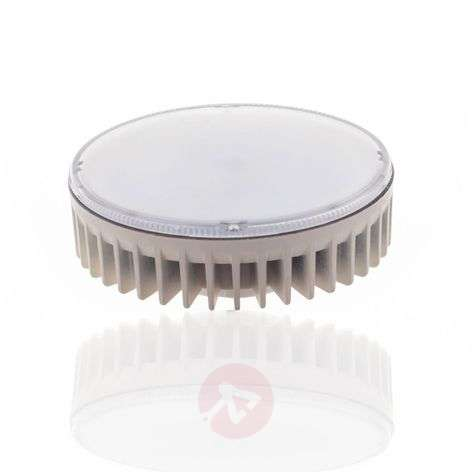 GX53 7W LED lamp with 700lm - warm white