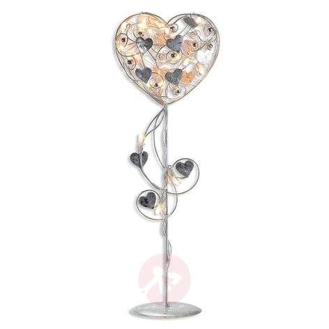 Hagaberg decorative LED light heart