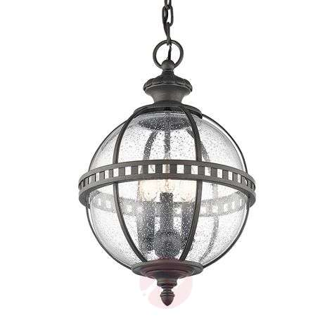 Halleron outdoor hanging light in Victorian style