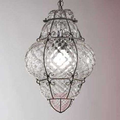 Hand-blown CLASSIC hanging light