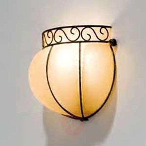 Handmade CORONA wall light, 16 cm