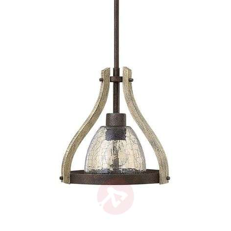 Hanging lamp Middlefield with or without lampshade