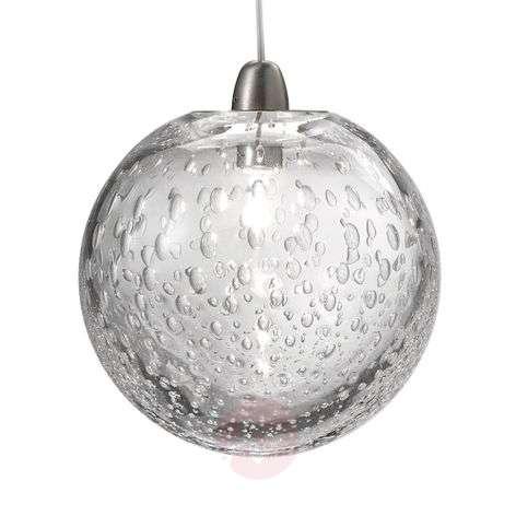 glass ball lighting. Hanging Light Bolle With Glass Ball Diameter 16 Cm-9508099-31 Lighting