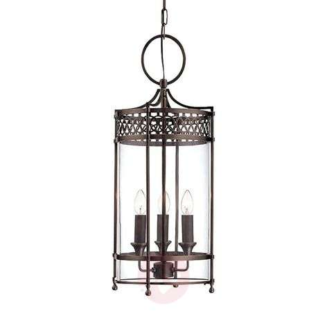 Hanging light Guildhall in bronze
