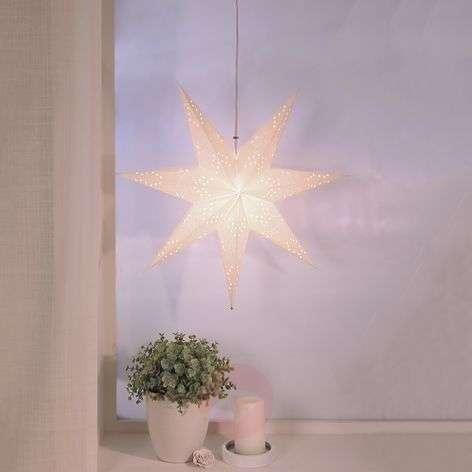 Hanging paper star Romantic Star-1522763-31