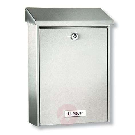 HANNOVER letter box with protective coating-1532037-31