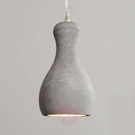 Hatice Hanging Light for Modern Living Concrete