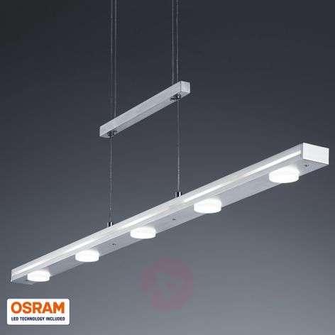 Height-adjustable Cavallo LED pendant light-9005070-32