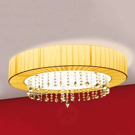 High-quality ceiling light Saturn