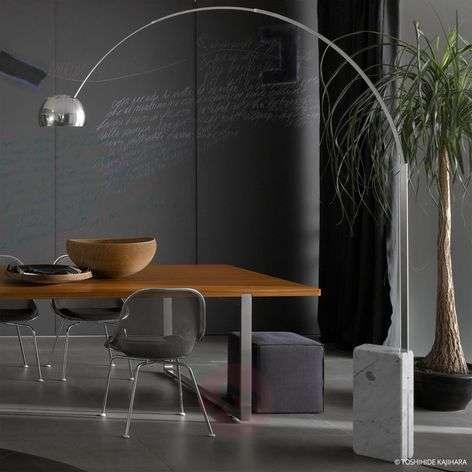 High-quality designer arc lamp Arco